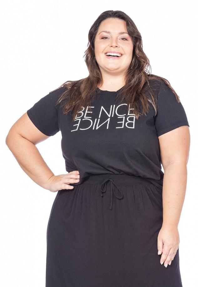 T-shirt Feminina Be Nice